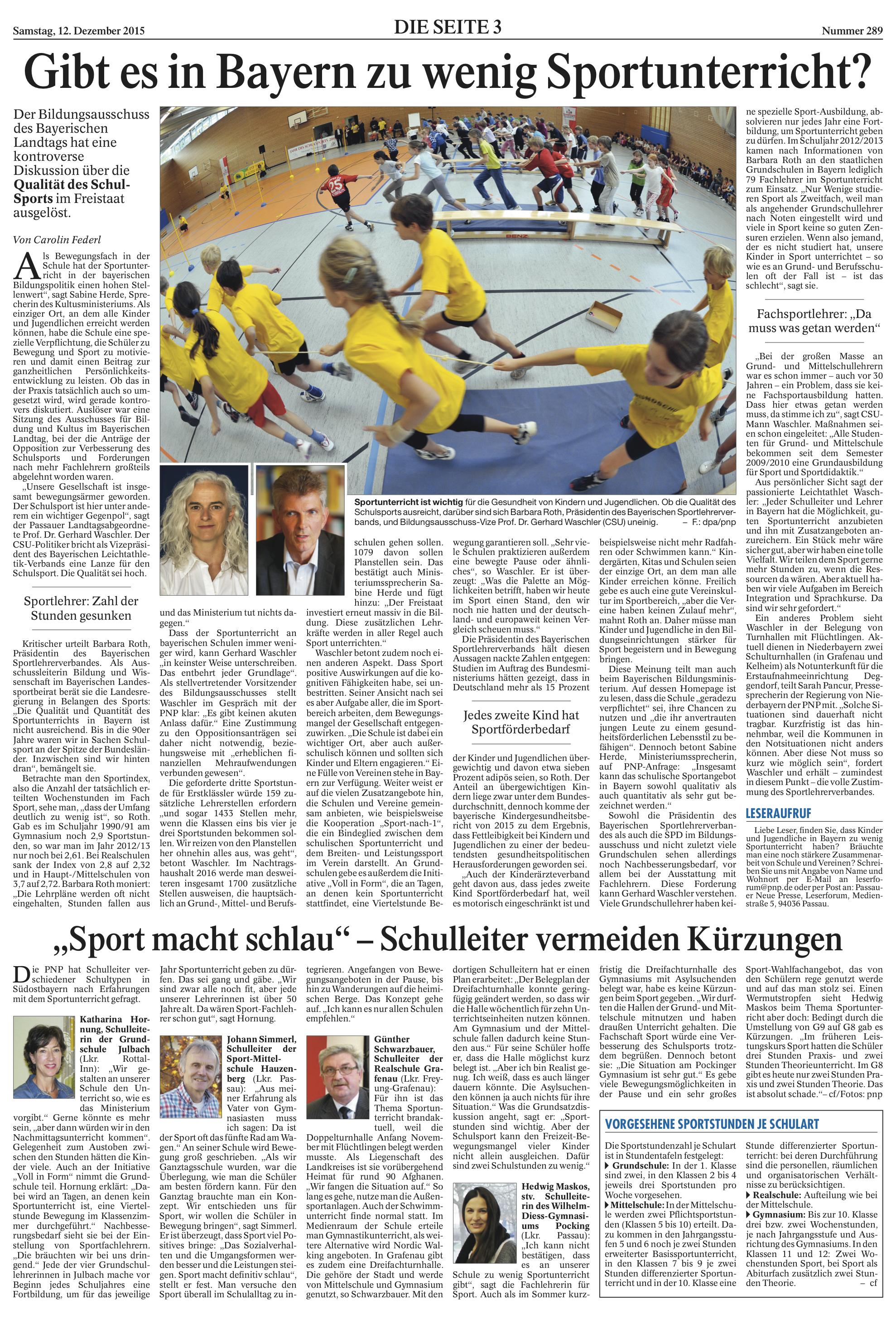 Sportunterricht - PNP_12122015